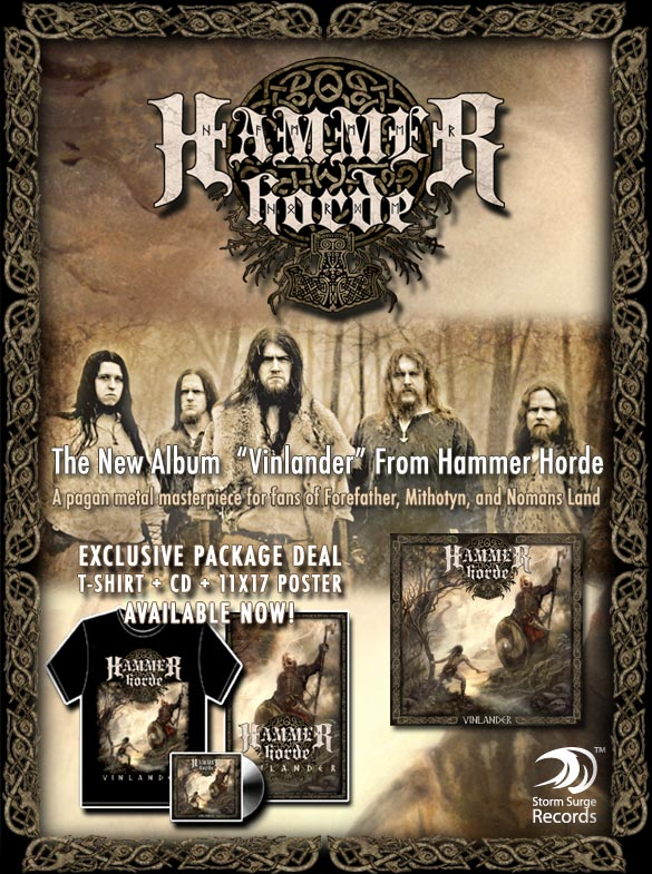 Hammer Horde - Vinlander - Available NOW!
